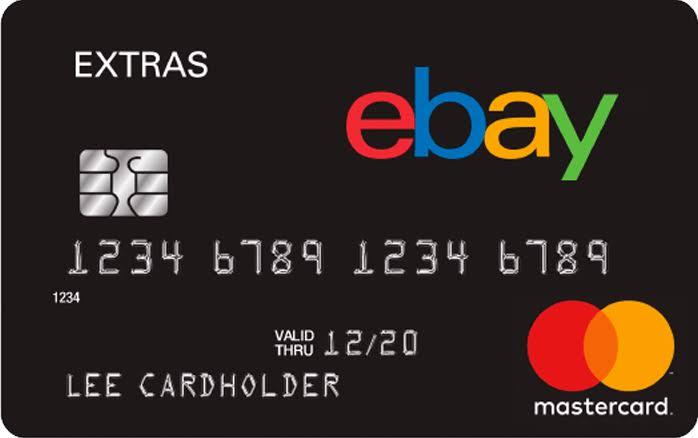 eBay Credit Card Application