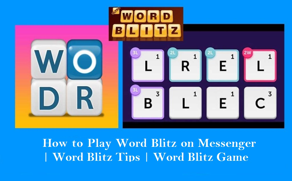 How to Play Word Blitz on Messenger