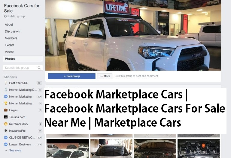 Facebook Marketplace Cars