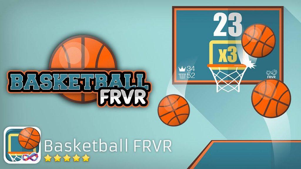 FRVR Basketball