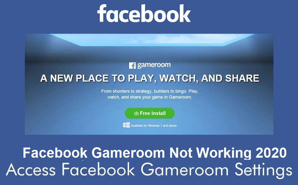 Facebook Gameroom Settings