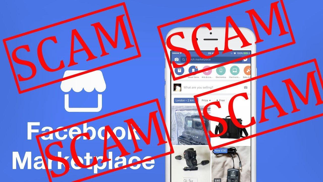 Facebook Marketplace Scams