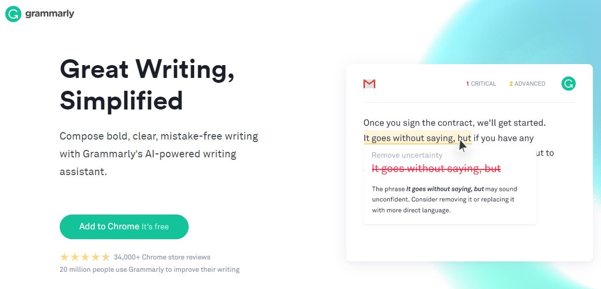How to Use Grammarly Word Check