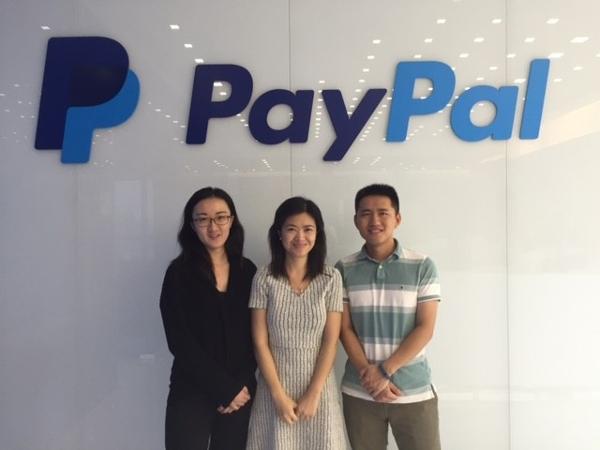 PayPal Internship