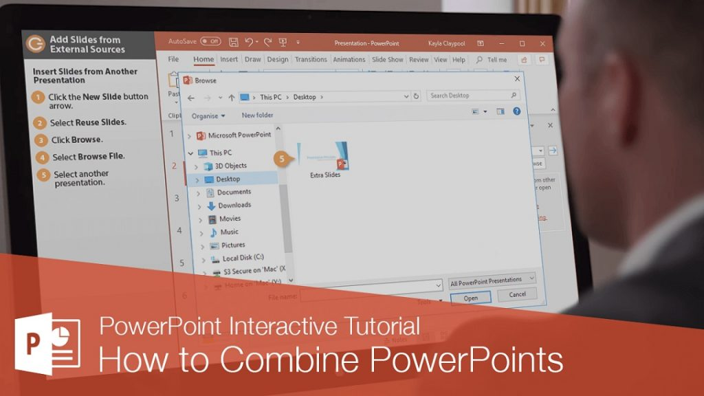 How to Combine PowerPoint Slides